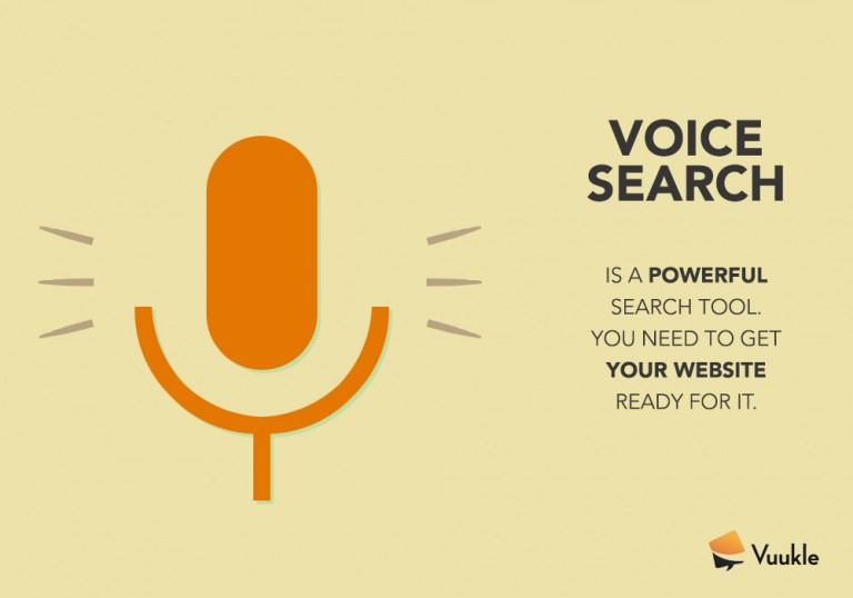 Voice Search, is your website ready for it?