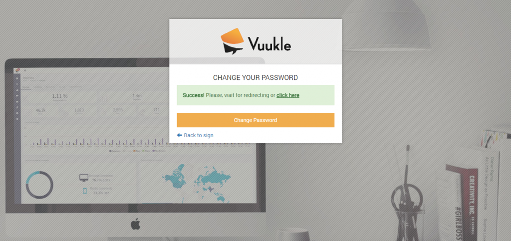 recover Vuukle login password 06