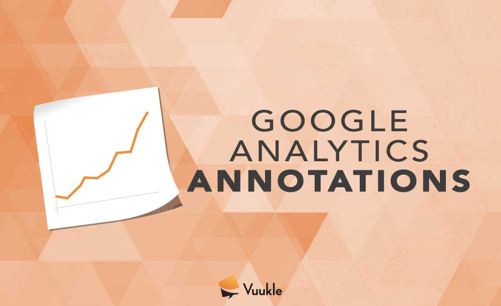 Google Analytics Annotations How To