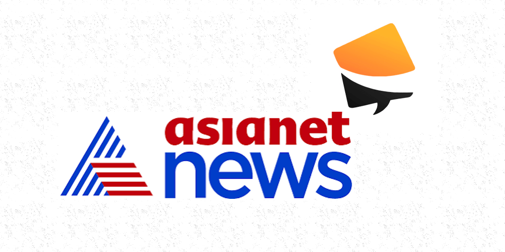 Asianet News TV goes live on Vuukle