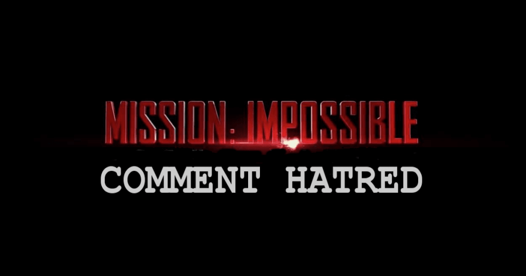 vuukle mission fight comment hatred