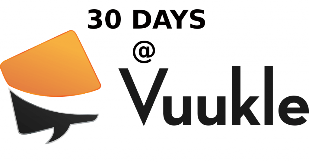 30 days vuukle